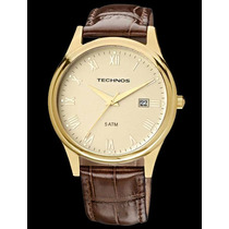 Relógio Technos Classic 2115gl/2x - Garantia E Nf