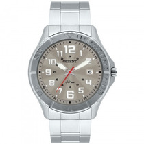 Relógio Orient Mbss1170 G2sx Masculino Prata - Refinado