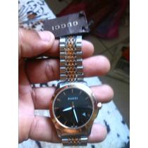 Relógio Gucci Ya126231 Swiss Sport Branco, Verde/gucci Ya126