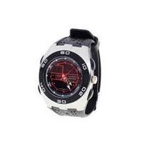 Relógio Esportivo Water Resistant Dual Time Frete Grátis!