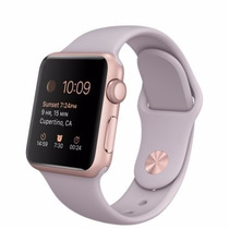 Apple Watch 38mm Rose Gold Aluminum Mlch2ll/a Pronta Entrega
