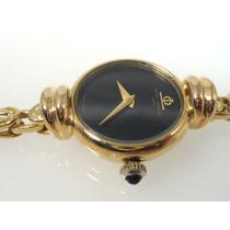 Relógio Baume & Mercier De Ouro Com Brilhantes Jr Joalheiro
