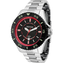 Relógio Technos Acqua 2115kmb/1p Mergulho Garantia E Nf