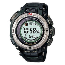 Relogio Casio Protrek Prg130-1v Solar Barometro E Termometro