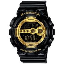 Relógio Casio G Shock Gd 100 Gb 1dr Edição Limitada Nfe