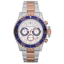 Relógio Feminino Com Cronógrafo - Lançamento Michael Kors