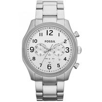 Relógio Masculino Fossil Fs4861 Aço Inoxidavel Original Gara