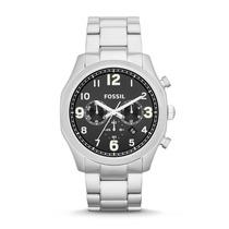 Relógio Masculino Fossil Fs4862 Chronograph Original Garanti