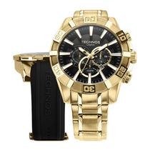 Relógio Technos Legacy Troca Pulseira Os2aaj/4p - Os2aa