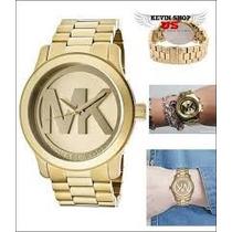 Relógio Michael Kors Mk 5473 Bronze