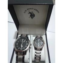 Conjunto De Dois Relojos Polo De Luxo.originais
