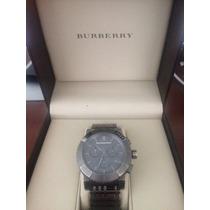 Relogio Burberry