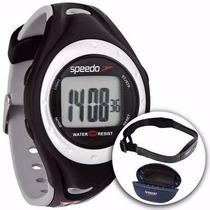 Relógio Monitor Cardíaco Speedo C/ Garantia De 1 Ano - 58001