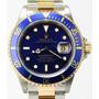 Relógio Submariner Blue A Pronta Entrega Frete Grátis
