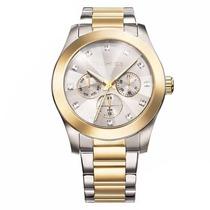 Relógio Analógico Technos Feminino Elegance 6p29agh/4k