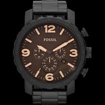 Relógio Fossil Masculino Jr1356 Original Garantia 2 Anos
