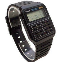 Relogio Casio Ca-53w-1z Calculadora 8 Digi/crono Ca53 Db