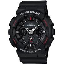 Relógio Casio G-shock Ga-120-1a- Garantia Oficial Brasil