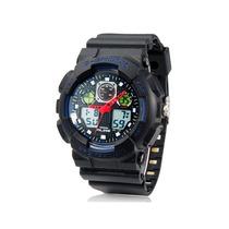 Relógio Alike S-shock Led Prova D