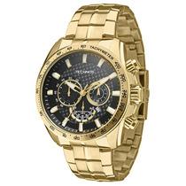 Relógio Analógico Technos Masculino Ts Carbon Os20ip/4c