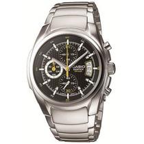 Relógio Mascu. Edifice Casio Caixa 4,4 100 Metros Ef512d-1av