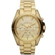Relógio Michael Kors Mk5605 Ouro 18k Dourado Importado