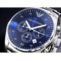 Relógio Empório Armani Ar5860 -preço Promocional-frete Free