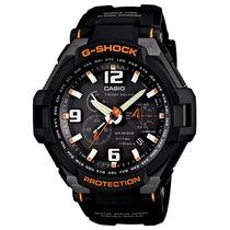 Relógio Casio G-shock G-1400 1adr Gravitacional Triple G Res