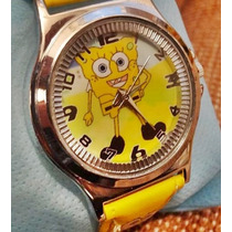 Relógio Infantil De Pulso Bob Esponja Sponge Bob
