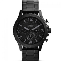 Relógio Fossil Nate Chronograph Jr1470 Garantia No Brasil