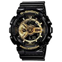 Relógio Casio G-shock Ga-110gb-1a - Garantia Oficial Brasil