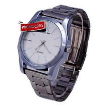 Relógio Calvin Klein Ck   Masculino Prata   Frete Gratis