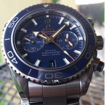 Omega Seamaster Planet Ocean 600m Co-axial Cronografo. Novo.