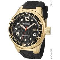 Relógio Magnum Cronógrafo Ma34021u Frete Gratis