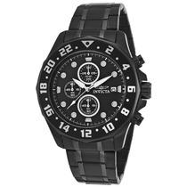 Relógio Invicta 15945 Black Sport Em Aço Inoxidável Original