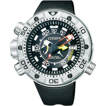 Citizen New Aqualand Ecodrive Diver Bn2021-03e