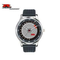 Relógio Moto Cst Racer Suzuki Gsxr 1000 Srad 1000 - Cinza
