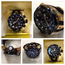 Relógio Invicta 11953 Reserve Venom Dourado! Sedex Grátis!