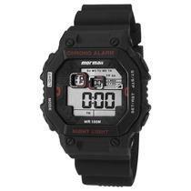 Relógio Masculino Mormaii Esportivo Digital Monf006a/8r