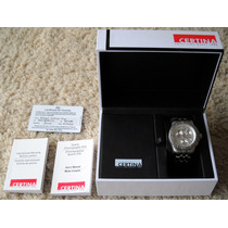 Certina Ds First Chronograph Original C/ Certificado. Abc Sp