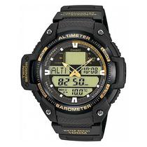 Relógio Casio Sgw-400h Série Ouro Sgw-400 - Leia Descrição