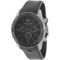Relógio Emporio Armani Ar9500 Sportivo Titanium Com Caixa.