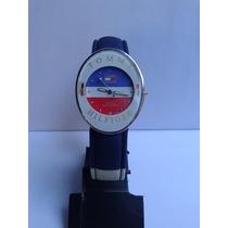 Lindo Relógio Feminino Thomny Oval Prata Mostrador Colorido