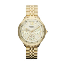Relógio Feminino Dourado - Fes3248/z Fossil
