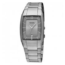 Relógio Technos Masculino Classic Slim Titanium Gm10ik/1c