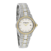 Relógio Raymond Weil Parsifal Mop Diamante 9460-sg-00308