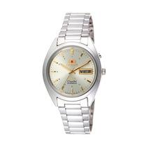 Relógio Orient Automático Aço 3 Estrelas Modelo 0401qc9