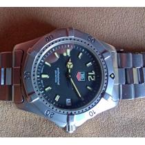 Relógio Tag Heuer Modelo 2000