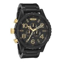 Relógio Nixon The 51-30 Chrono Matte Black Sedex Gratis