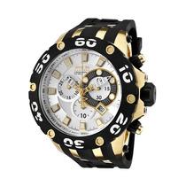 Relógio Invicta Subaqua Scuba 0915 Ouro 18k ! 52mm Venom